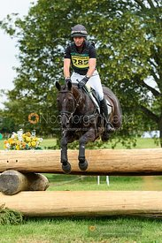 Dan Jocelyn and BLACKTHORN CRUISE - Upton House Horse Trials 2019.
