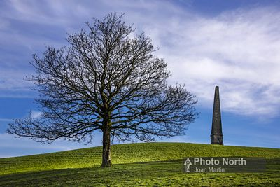 BURNESIDE 10B - The Elba Monument