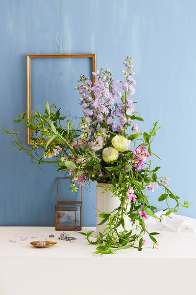 Bouquets for summer by Pudwell