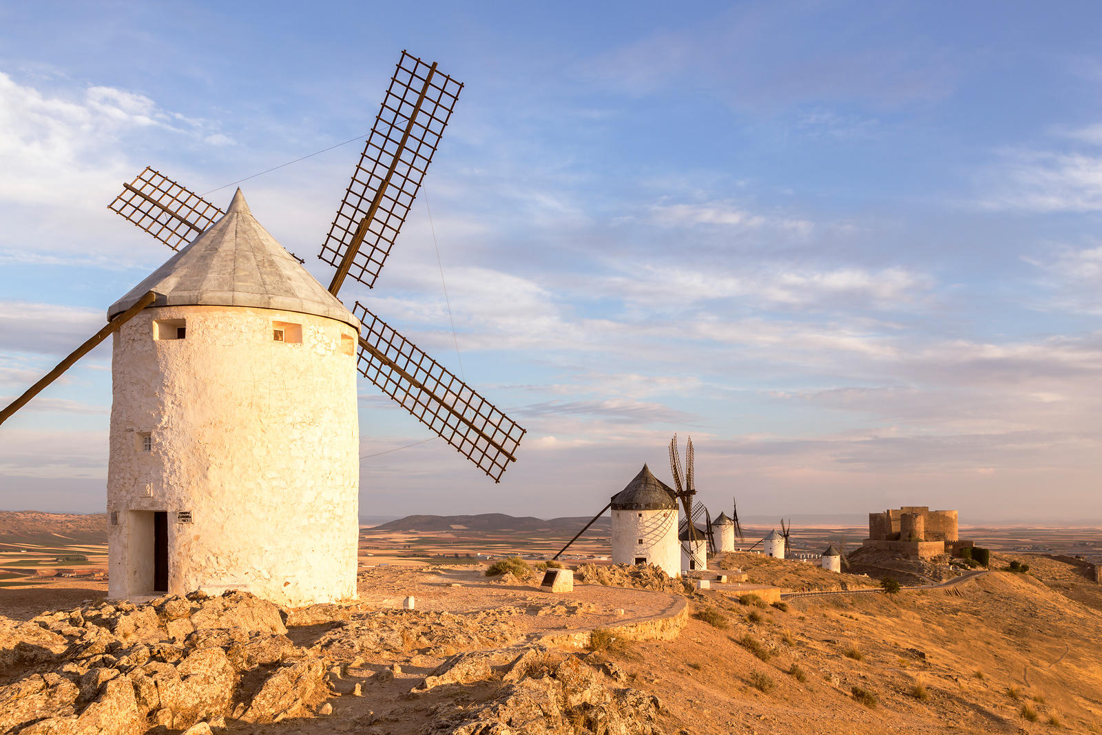 In the Footsteps of Don Quixote
