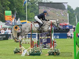 Katie Bleloch and GOLDLOOK, Festival Of British Eventing 2019