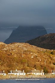 Image - Suilven from Lochinver, Assynt, Sutherland, Scotland