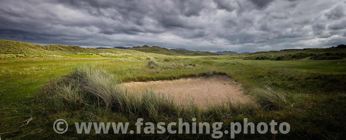 Rosapenna Golf in Downings,  Sheephaven Bay, Ireland