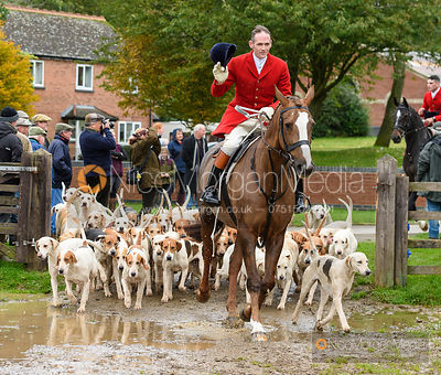 Opening Meet, Kirby Bellars 25/10
