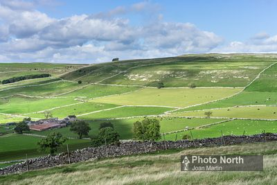 ORTON 38A - Orton Scar from Great Asby Scar