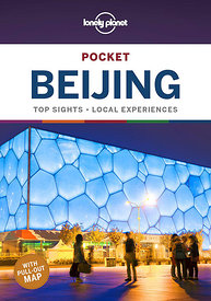 cover lonely planet pocket Beijing travel guidebook 2020