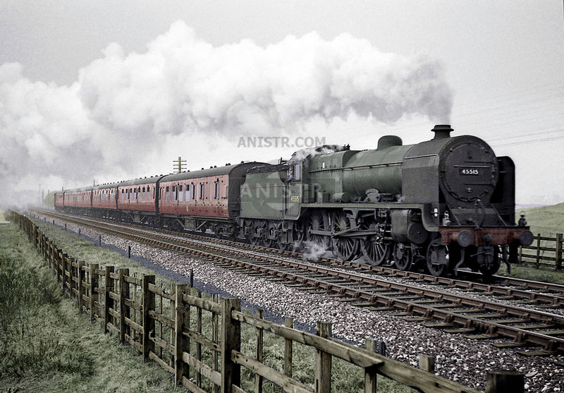 45515 Andsell and Fairhaven (Colourised)