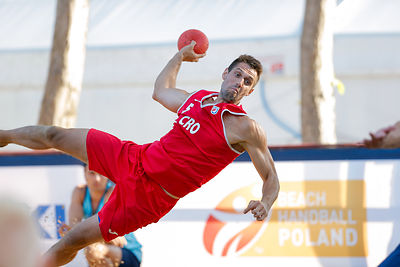 EHF Beach Handball EURO 2019 - Poland