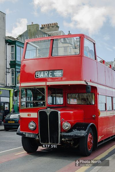 MORECAMBE 99A - Heritage bus