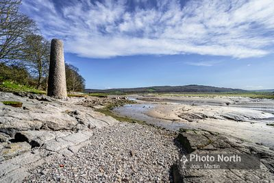 SILVERDALE 25B - Smelt Mill Chimney
