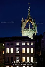 Image - The Crown Spire on the Tower of St Giles' Cathedral