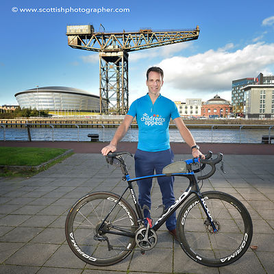 Mark Beaumont / STV Children's Appeal..