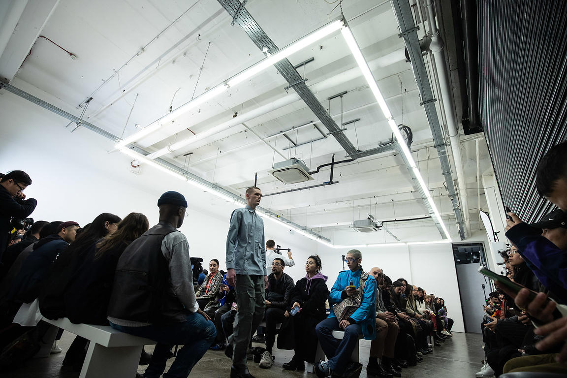 London Fashion Week Menswear Autumn Winter 2020 - Xander Zhou