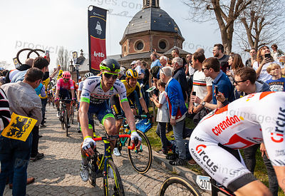 The Cyclist Frederik Backaert - Tour of Flanders 2019