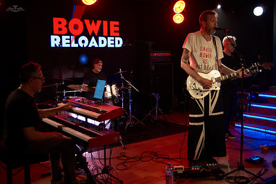 Bowie Reloaded • The Backstage Montrouge 2020-06-21