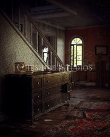 Room in Abandoned House