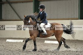 Stapleford Abbotts. United Kingdom. 26 September 2020. Unaffiliated dressage. MANDATORY Credit Ellen Jameson/Sport in Picture...