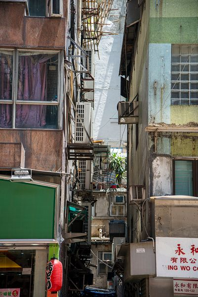 HONG KONG by swiss photographer Alexis Reynaud