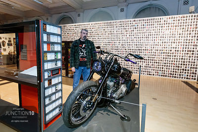 Home of Metal exhibition at the Birmingham Museum and Art Gallery, Birmingham, United Kingdom - 25 Jun 2019