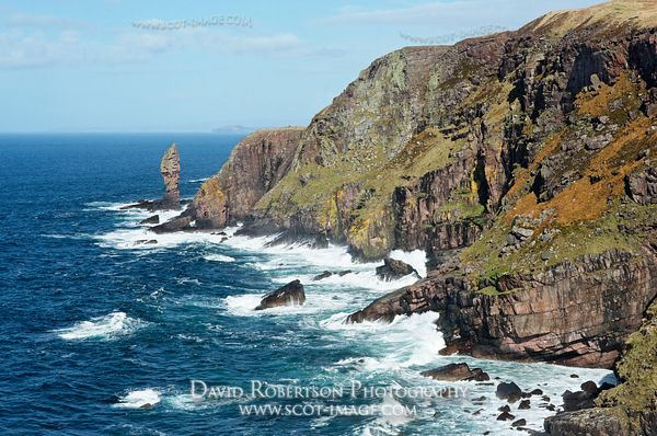 Image - Sea Stack, Old Man of Stoer, Sutherland