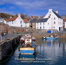 Image - Crail harbour, East Neuk of Fife