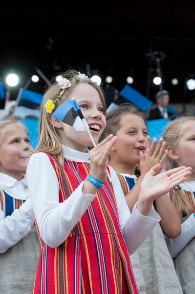 Song Celebration, Tallinn, Estonia