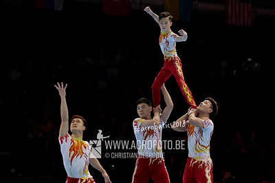 WCH Men's Group Qualification China - Balance