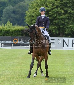 Lisa Freckingham and THE CLASSIC COMPOSER, Festival Of British Eventing 2019