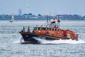 RNLI Lifeboat Good Shepherd 47-012.