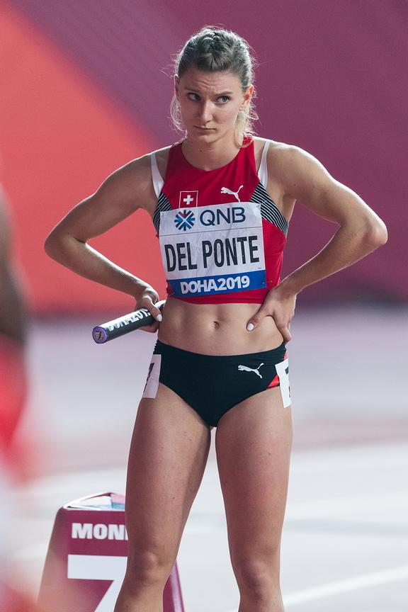 Ajla Del Ponte (Switzerland)