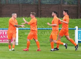 Bathgate Thistle v Harthill Royal, Saturday 17th August 2019