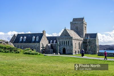 IONA 02B - Iona Abbey