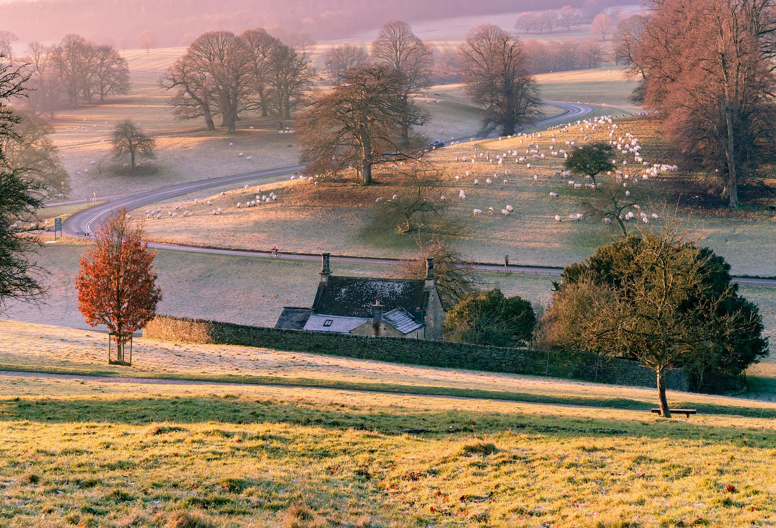 December on the Chatsworth Estate