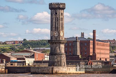LIVERPOOL 29A - Victoria Tower, Salisbury Dock