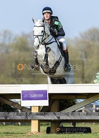 Tom Jackson and BAHIRA M, Belton Horse Trials 2019