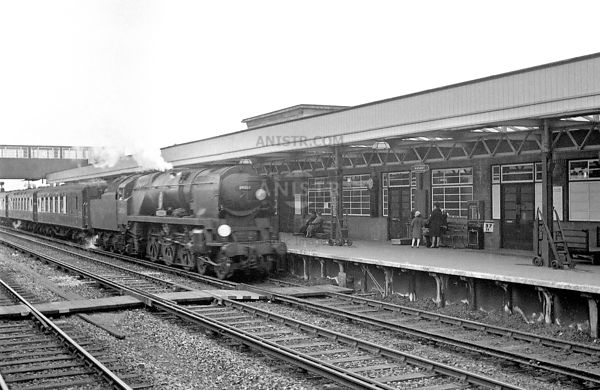 Steam loco BB 34056 Havant