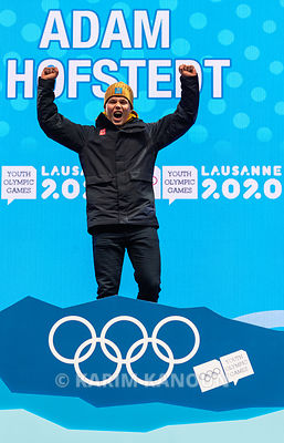 Adam_Hofstedt_-_Youth_Olympic_Gold_Medal
