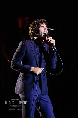 Jack Savoretti in concert at the Symphony Hall, Birmingham, United Kingdom - 12 Nov 2019