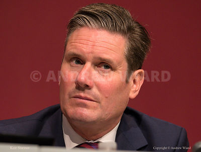 England, UK . 25.9.2017. Brighton. Labour Party Conference Monday. Keir Starmer..