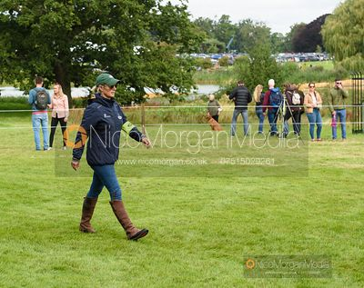 - Cross Country - Land Rover Burghley Horse Trials 2019