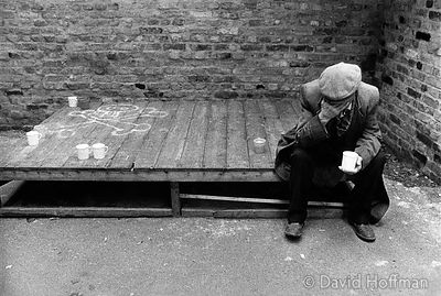 Homeless Old Man 1