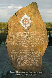 Image - Coldstream Guards Memorial, Scottish Borders