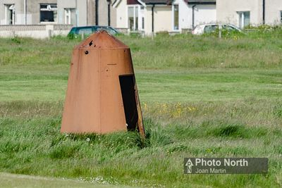 WALNEY ISLAND 40E - Fort Walney Fire Watcher's Post