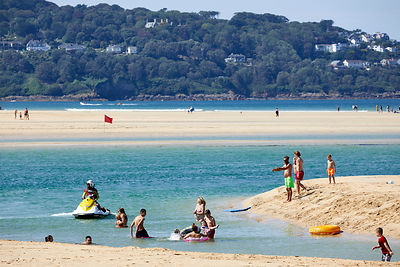 Hayle Gwithian Beach