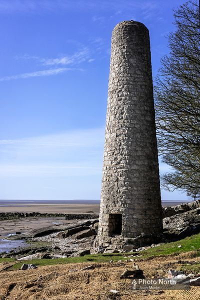 SILVERDALE 25A - Smelt Mill Chimney