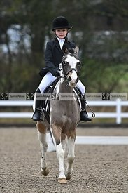 Unaffiliated dressage. Stapleford Abbotts. United Kingdom MANDATORY Credit Garry Bowden/Sport in Pictures - NO UNAUTHORISED U...
