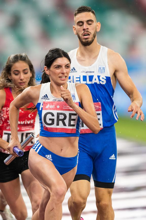 Konstantina GIANNOPOULOU (Greece)