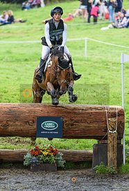 Josephine Schnaufer and RONALDO IV, Blair Castle International Horse Trials 2019