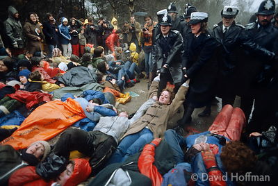 Greenham Common and associated protests