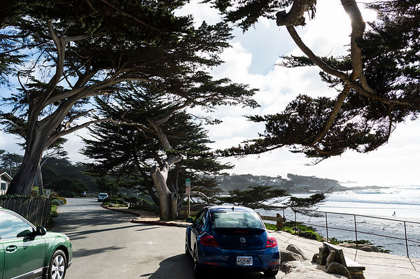 Carmel-by-the-Sea, Californie, USA.